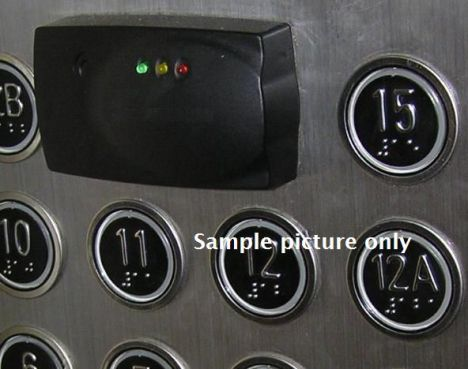 Sample Lift Card Access