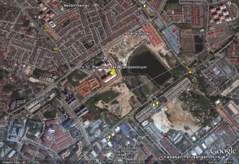PV 10 google Earth 3