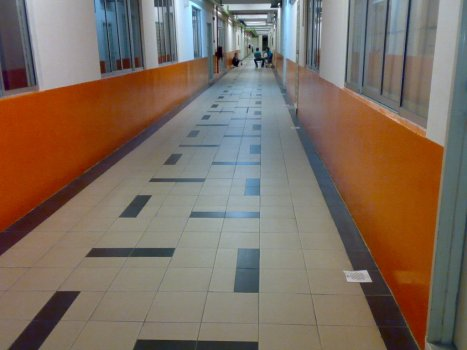 Corridor behind Mamak Shop 4