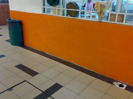 Corridor behind Mamak Shop 3