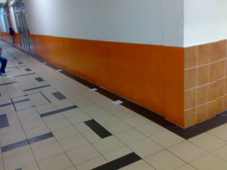 Corridor behind Mamak Shop 2