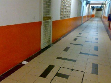 Corridor behind Mamak Shop 1