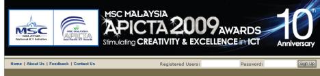 APICTA 2009
